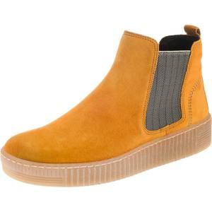 GABOR Chelsea Boots goldgelb