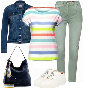 Leichtes Outfit FrauenOutfits.ch