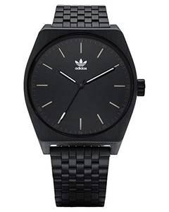 Adidas Herren Analog Quarz Smart Watch Armbanduhr mit Edelstahl Armband Z02-001-00