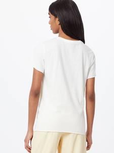 ONLY Shirt weiß / hellgelb / petrol / dunkelgrau