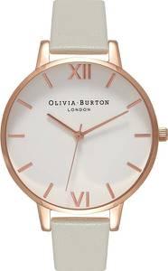 Olivia Burton Uhr grau