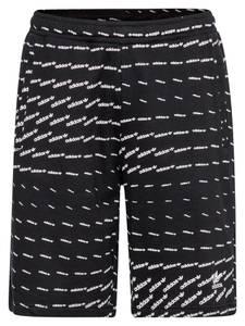ADIDAS ORIGINALS Shorts schwarz / weiß
