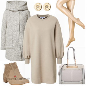 Stylisher Alltagslook FrauenOutfits.ch