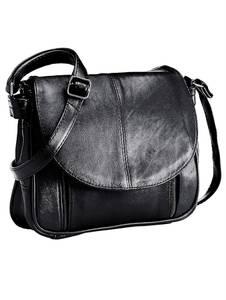 Taschenset 3-tlg. schwarz Renato Santi