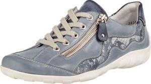 REMONTE Sneaker taubenblau