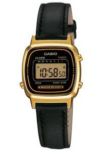 CASIO Collection gold / schwarz
