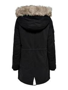 Onlmay Fur Canvas Parka Cc Otw 15180345