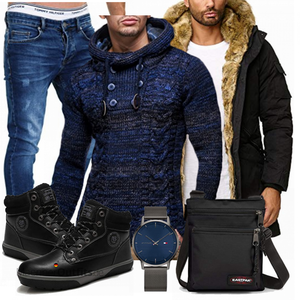 Winter Outfit MaennerOutfits.de