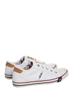MUSTANG Sneaker weiß