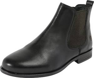 Apple of Eden Chelsea Boots ''Manon'' schwarz