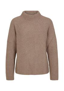s.Oliver BLACK LABEL Pullover braun