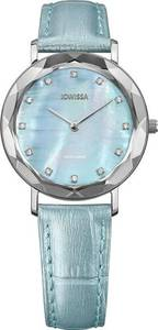 JOWISSA Quarzuhr ''Aura'' Swiss Ladies Watch mint