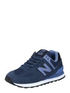 new balance Sneaker navy / blau