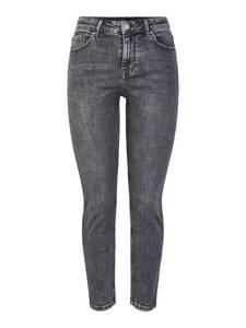 PIECES Jeans grey denim