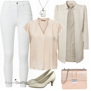 Pastell Businessoutfit FrauenOutfits.de
