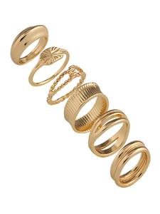 ABOUT YOU Ringe gold