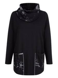 Sweatshirt schwarz MIAMODA