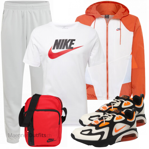 Sportliches Herbst Outfit MaennerOutfits.ch