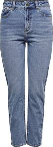 Only EMILY LIFE High Waist Straight Fit Dames Jeans - Maat 28 X L32