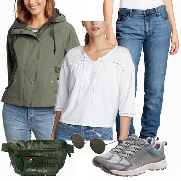 Praktischer Look FrauenOutfits.de