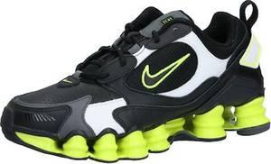 Nike Sportswear Sneaker ''Shox TL Nova'' grau / zitrone / schwarz