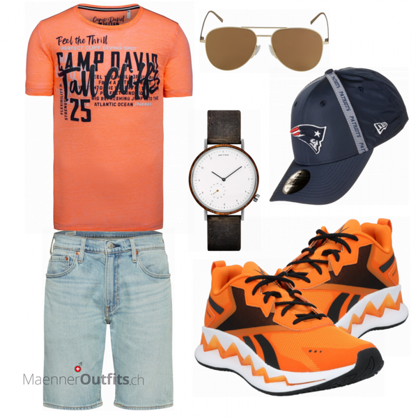 Sommer Style MaennerOutfits.ch