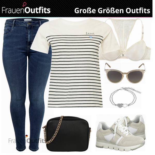 Sommerliche Große Größen Outfits FrauenOutfits.de