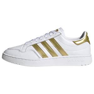 ADIDAS ORIGINALS Sneaker weiß / gold