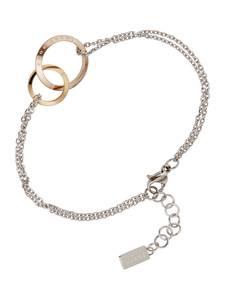 BOSS Armband ''1580110'' silber / gold