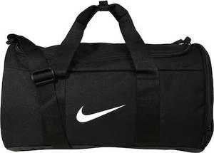 NIKE Sport-Tasche ''Nike Team'' schwarz / weiß