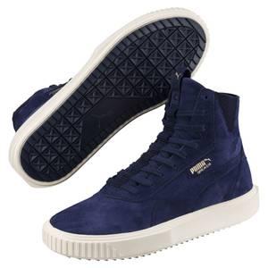 PUMA Sneaker Breaker Hi Evolution navy