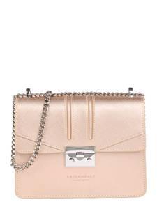 Seidenfelt Manufaktur Tasche ''Roros'' rosegold / rosa