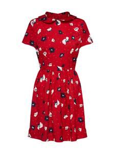 Boohoo Kleid rot