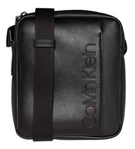 Calvin Klein Handtaschen Herren, Farbe Schwarz, Marke, Modell Handtaschen Herren K50K504070 Schwarz, Black (Schwarz), única