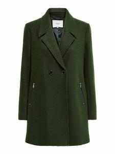 ONLY Mantel grün