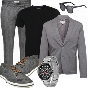 Casual Business Outfit MaennerOutfits.ch