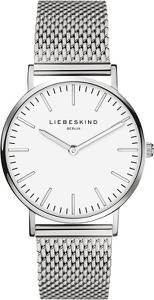 Liebeskind Berlin Uhr silber / weiß