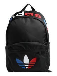 ADIDAS ORIGINALS Rucksack schwarz / blau / weiß / rot