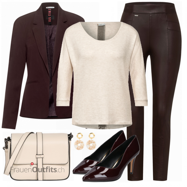 Modernes Business Outfit FrauenOutfits.ch