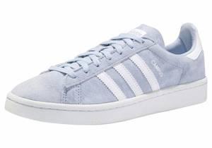 ADIDAS ORIGINALS ''Campus'' Sneaker weiß / rauchblau