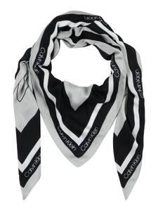 Calvin Klein Tuch schwarz / weiß