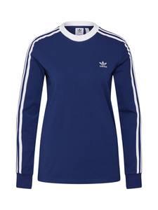 ADIDAS ORIGINALS Shirt blau / weiß