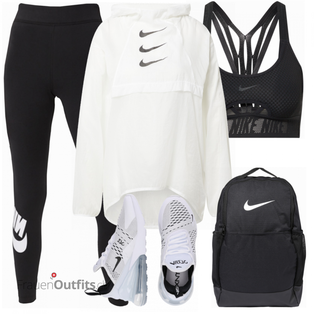 Sport Outfit FrauenOutfits.ch