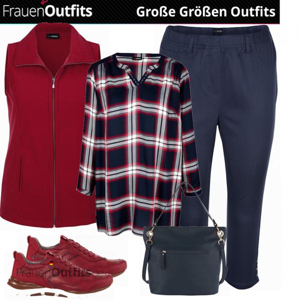 Cooler Sommerlook für Plus Size FrauenOutfits.de