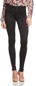 ONLY Damen Skinny Hose ROYAL SOFT REG SKIN JEGGING BLACK NOOS, Schwarz (Black),  XL/30