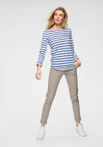 KangaROOS Shirt blau / weiß