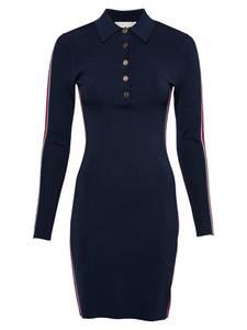 MICHAEL Michael Kors Kleid dunkelblau / weiß / rot