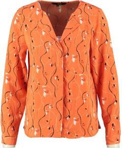 Vero moda oranje blouse - Maat S
