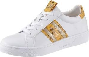 bugatti Sneaker ''Elea'' gelb / weiß