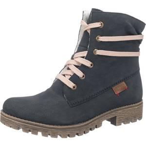 RIEKER Boots nachtblau